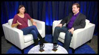 "Show People with Paul Wontorek Interview: ""Anything Goes"" Star Sutton Foster"