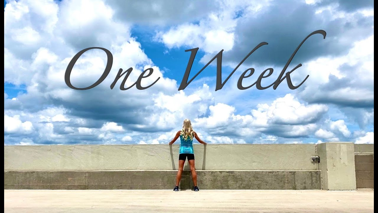 One Week | The Challenge For Your Physical & Mental Health