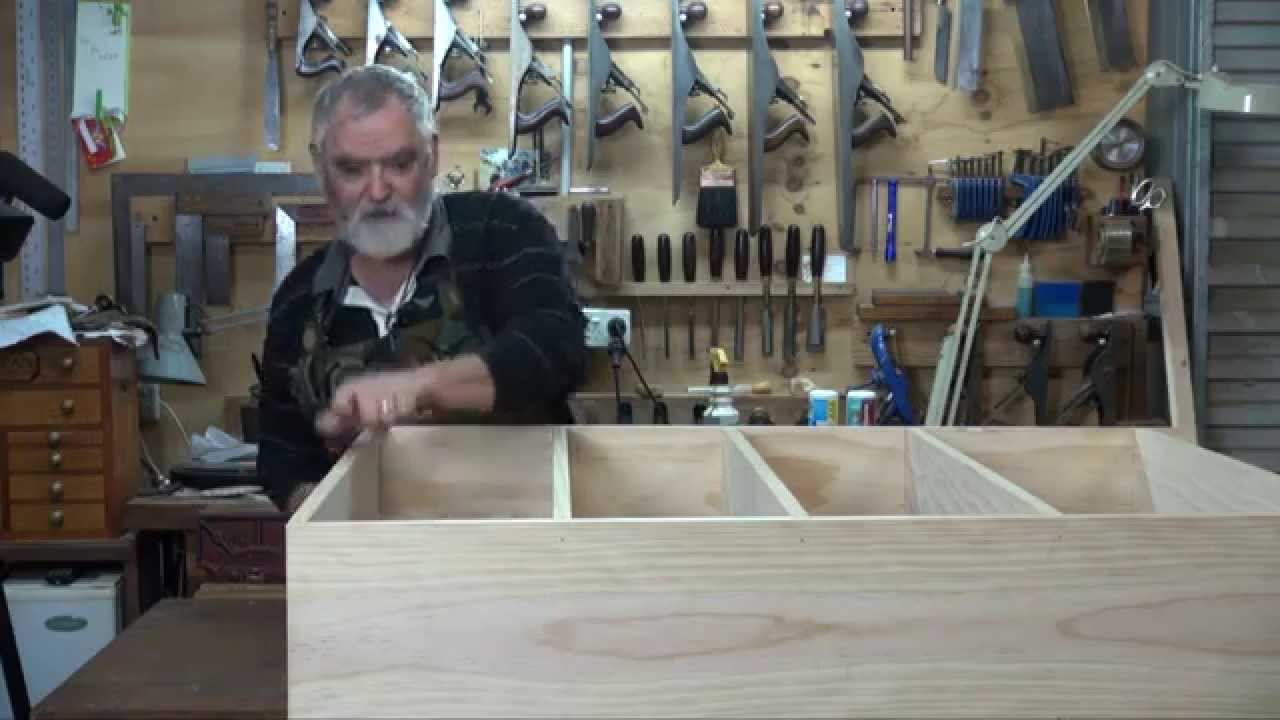 4' x 3' Bookcase Part 3 of 6 - YouTube