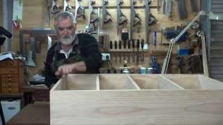 Join Steve Hay in Part 3 of a 6 Part project building a timber Bookcase. This episode covers preparing the shelves, selection of the