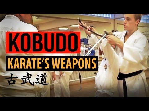 KOBUDO | Karate's Deadly Weapons — Jesse Enkamp