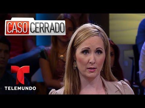 Caso Cerrado | Colectoral Camera For Weight Loss 📷 | Telemundo English