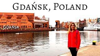 Gdańsk Poland | Travel Vlog