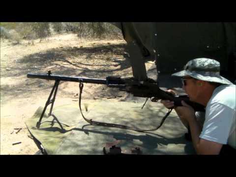 Madsen Light Machine Gun