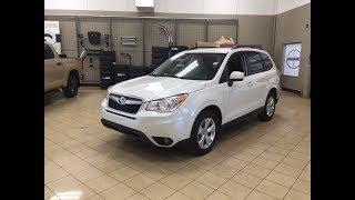 2015 Subaru Forester i Convenience Review