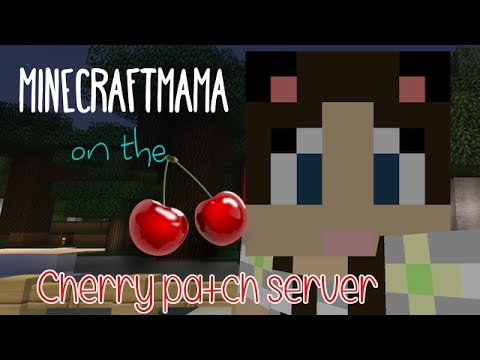 MinecraftMama on the Cherry Patch Server - Ep. 2:  Yellow Clay