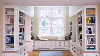 Small Home Library Design Ideas - Gif Maker  DaddyGif.com (see description)