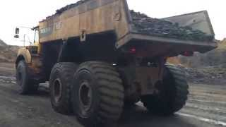 Volvo A35F for sale used articulated dump truck