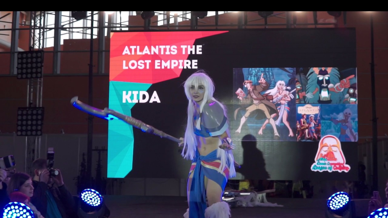 Milo and Kida - Atlantis: The Lost Empire Photo (37808486