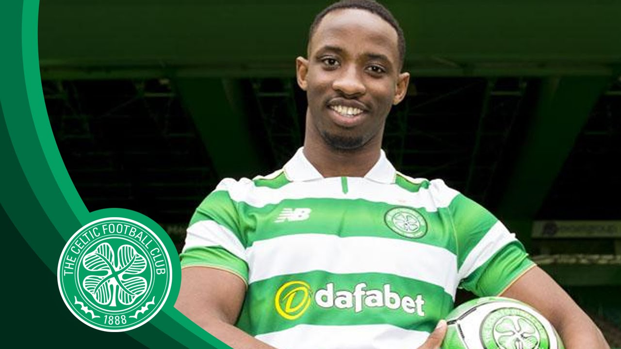 Celtic FC Celtic TV exclusive Moussa Dembele