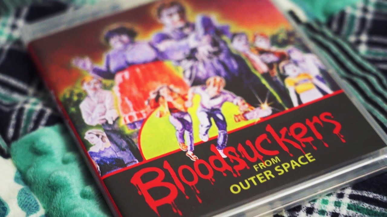 Download Bloodsuckers from Outer Space (1984) Vinegar Syndrome Blu-ray Review