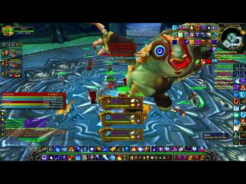 WoW WoTLK Warmane Icecrown - ICC 25 (First Ever) (5K+ GS Raid) W/ Live Commentary [blamethemage]