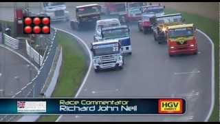 British Truck Racing Championship Final Brands Hatch Part 1