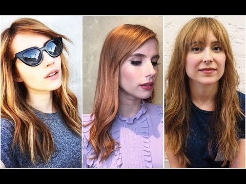How To Get Rose Gold Hair Color On Brunettes How To Do Rose Gold