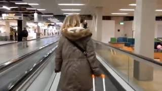 A Transit at Amsterdam Airport Schiphol