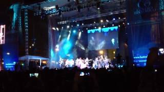 "Lila Down Zócalo ""Tren del cielo"""
