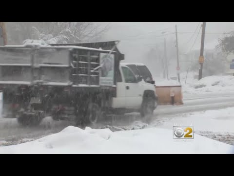 Northeast Slammed By 3rd Nor'Easter In 11 Days