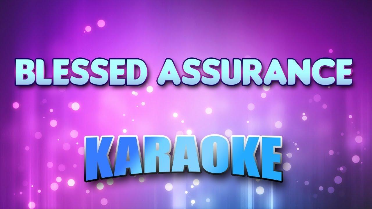 Blessed Assurance (Instrumental) - David Arivett Sheet Music