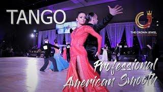 Tango I Open Professional American Smooth I Crown Jewel 2019