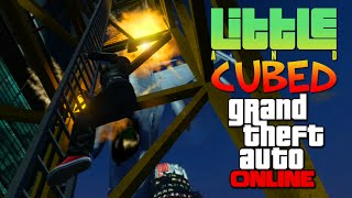Little And Cubed: Ladder Match! - Gta Online