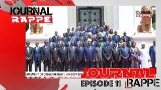 Journal Rappé - saison 4 - épisode 11 : Macky Baba & les 40 ministres