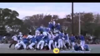 Bo-Taoshi | Japanese Pole Toppling Game (CRAZY)(MUST WATCH)