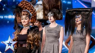 Will hairdresser Anna wig the Judges out? | Britain