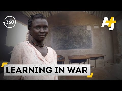How Schoolchildren Are Surviving The Nuba Conflict [Sudan In 360, Part 3]