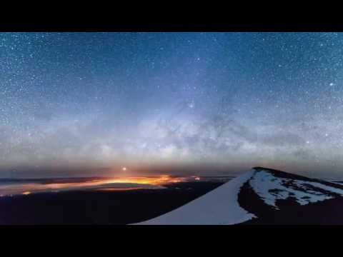 The Hawaiian Heavens - On the Summit of Mauna Kea Time Lapse [Preview]