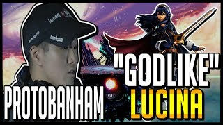 PROTOBANHAM MAKING LUCINA LOOK *GODLIKE* #1