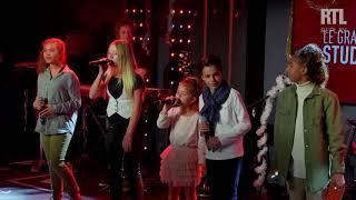 Kids United Nouvelle Génération - Le Lion est Mort ce Soir (Live) - Le Grand Studio RTL