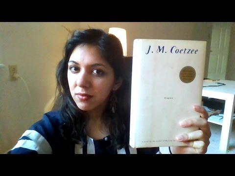 "BookTube Review: JM Coetzee's ""Disgrace"""
