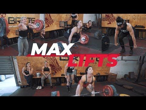 Brute Showdown Episode 2: Max Lifts