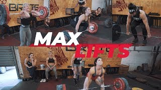 Brute Showdown Episode 2: Max Lifts