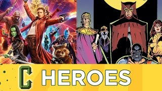 Guardians of the Galaxy Vol 2 Reactions, Watchmen R-Rated Animated Adaptation - Collider Heroes