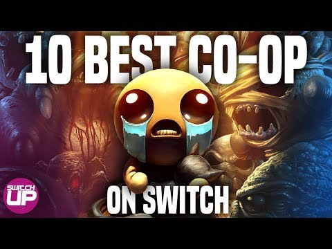 Best Co-Op Games On Nintendo Switch! (TOP 10) - Is YOUR Favourite Here?