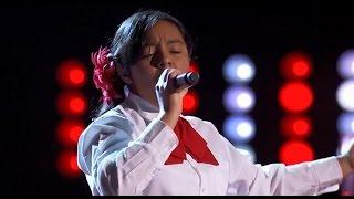 La Voz kids | Estefani López canta 'Canta, Canta, Canta' en La Voz Kids