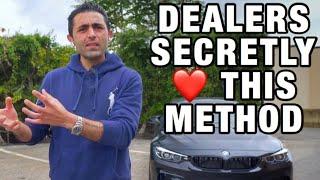How a Car Broker Would Negotiate a Car Deal