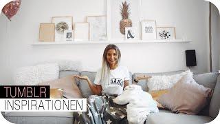 Roomtour 2.0 - Mein Tumblr Wohnzimmer + Inspirationen | Anajohnson