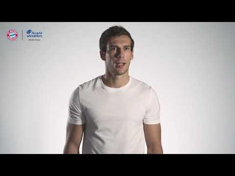 FC Bayern München Star Leon Goretzka im Head & Shoulders Interview