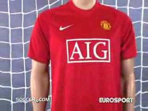 finest selection 4ca35 83d9a Nike Manchester United Home Jersey