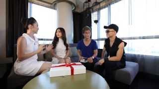 """F Summer Fashion Show: Linh Nga tiết lộ """"vũ khí bí mật"""" Thumbnail"""