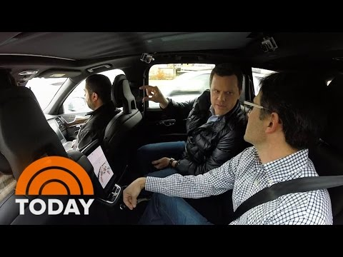 Thumbnail: Uber CEO Travis Kalanick: Our Self-Driving Cars Will 'Make The Roads Safer' | TODAY