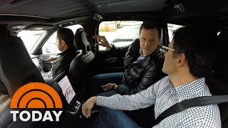 Uber CEO Travis Kalanick: Our Self-Driving Cars Will 'Make The Roads Safer' | TODAY