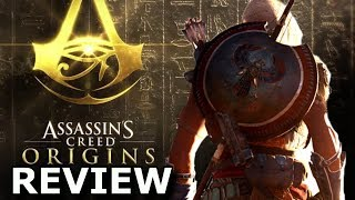 Assassin's Creed: Origins Review! Big But Boring? (PS4/Xbox One)