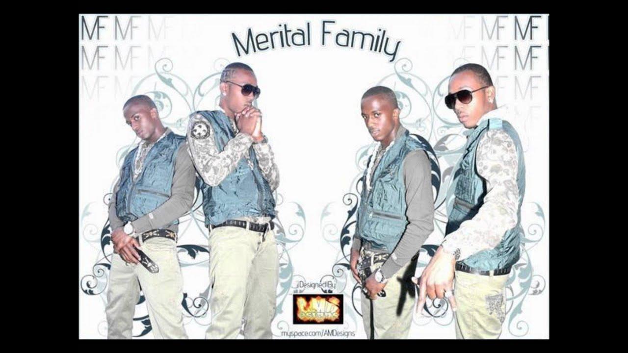 merital family ft ricky blaze love dancing