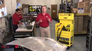 Aluspot® Deluxe Aluminum Repair Station by DENT FIX