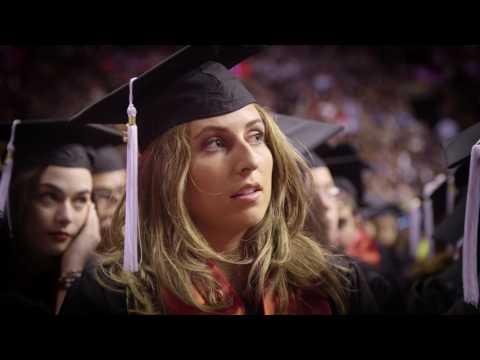 Northeastern University 2017 Commencement