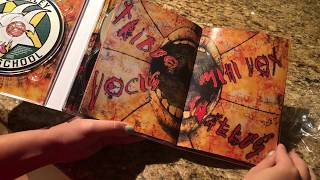 Unboxing TODD AND THE BOOK OF PURE EVIL: THE END OF THE END - (2017) Animated Horror Film HD