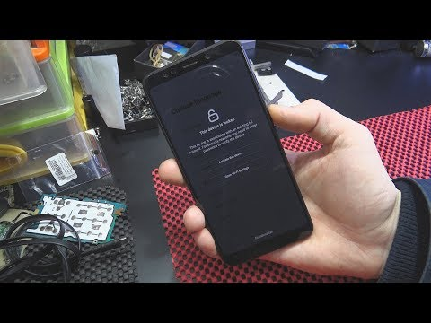 Разблокировка Xiaomi Redmi 5 Plus | Ми Аккаунт | Miui 10 | Unlock MI Account Xiaomi Redmi 5 Plus |